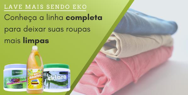 Produtos de Limpeza para roupas