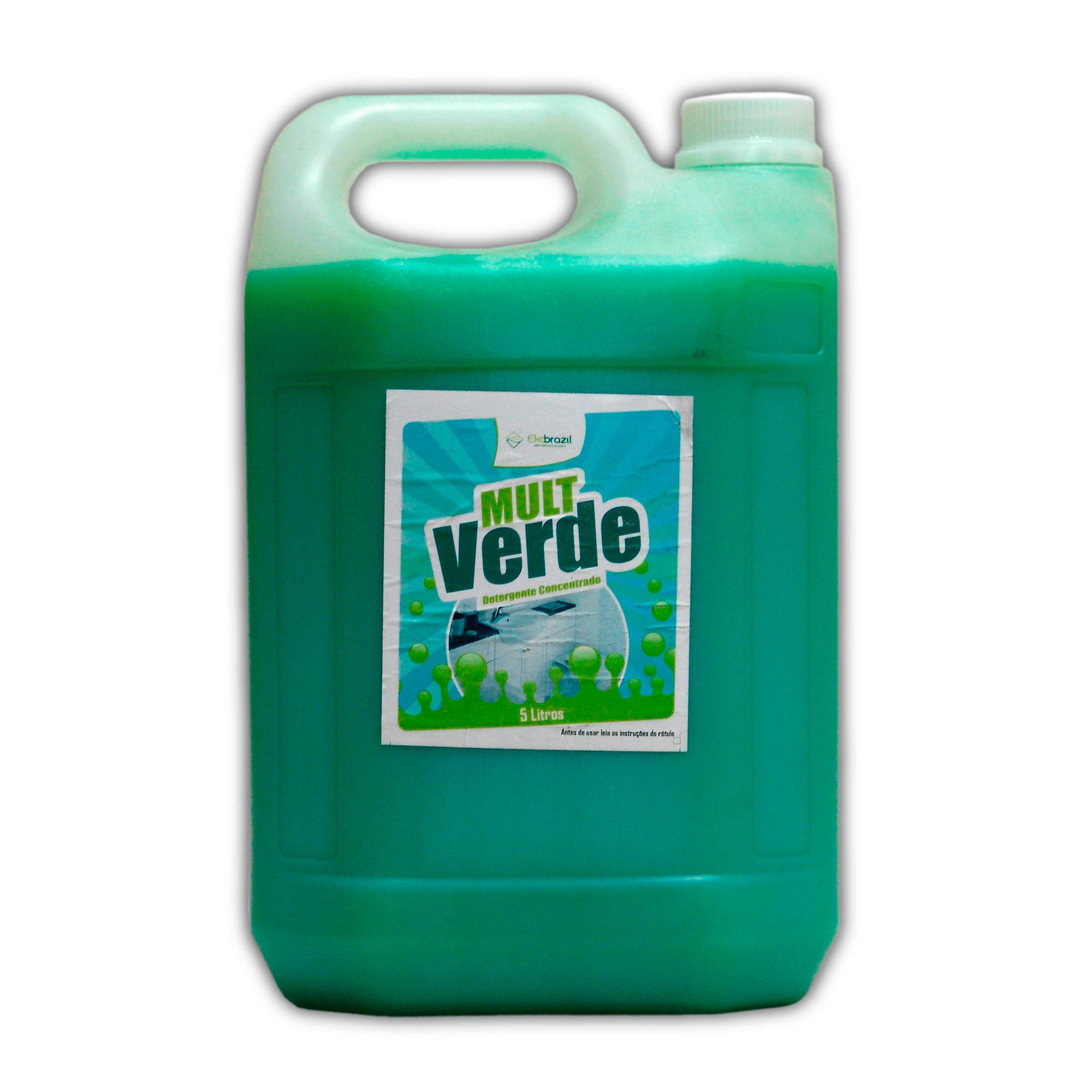 Preço Mult Verde 5l