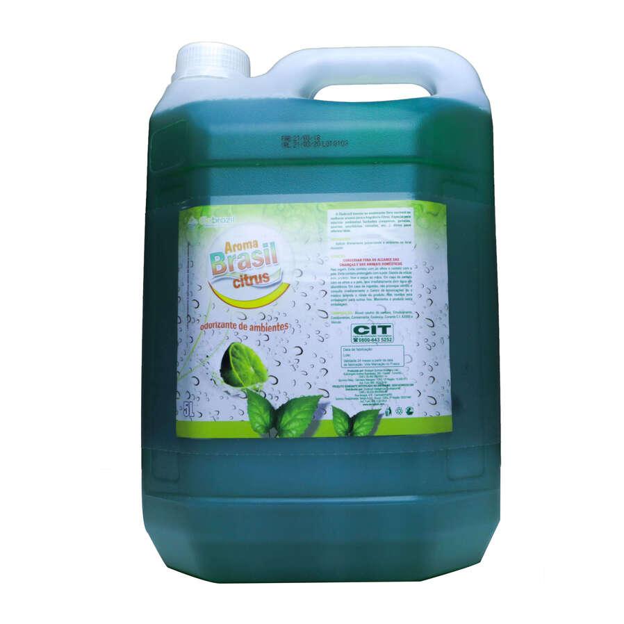 Preço Aroma Brasil Citrus 5l