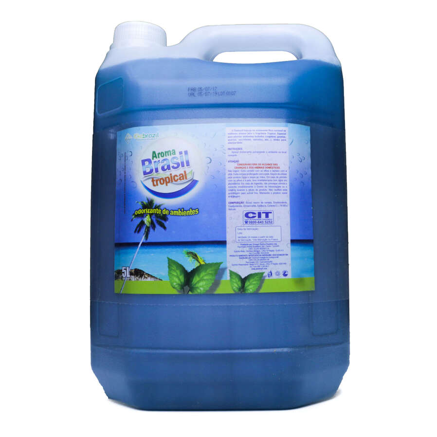Preço Aroma Brasil Tropical 5l
