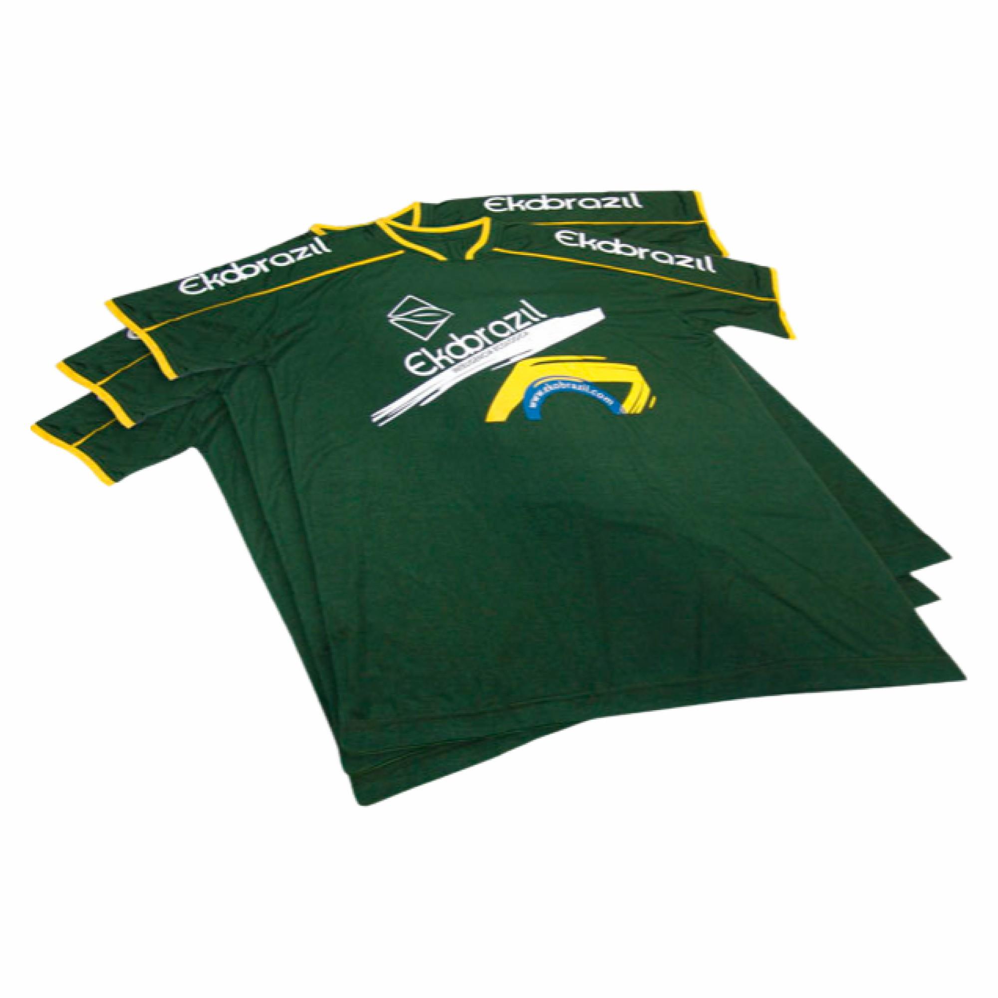 Preço Camiseta Ekobrazil GG